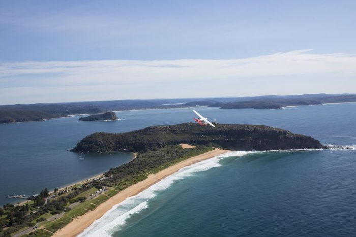 15 Minute Seaplane Flight Over Sydney Harbour & Bondi Beach