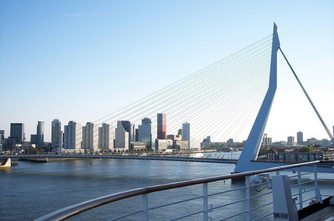 Rotterdam Walking Tour and Harbour Cruise