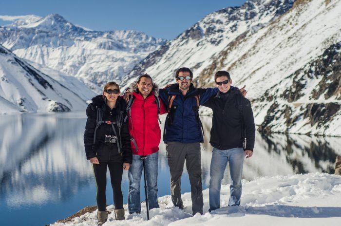 From Santiago: Full-Day Cajon del Maipo Road Trip