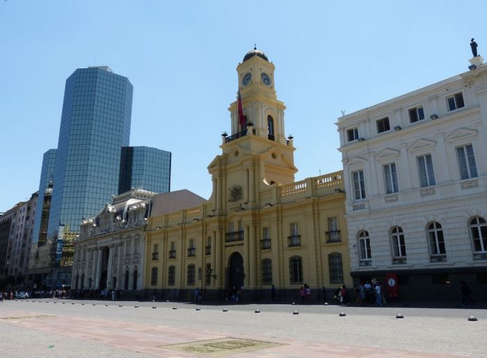 Welcome to Santiago: Private Tour with a Local