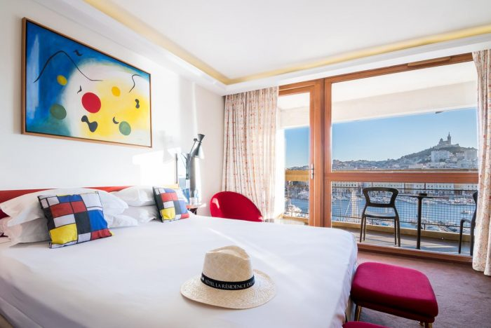 La Residence Du Vieux Port Marseille