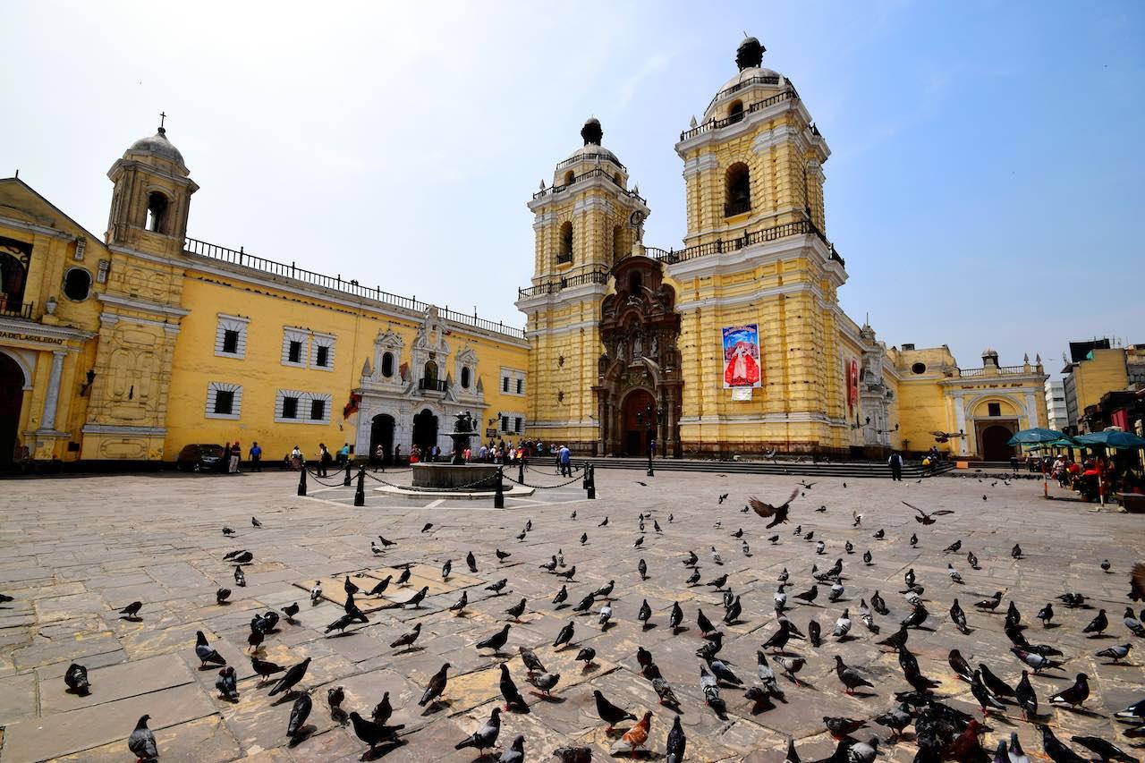 Basílica y Convento de San Francisco de Lima Peru