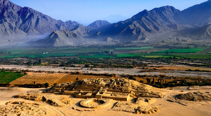 Caral- Full-Day Private Excursion from Lima