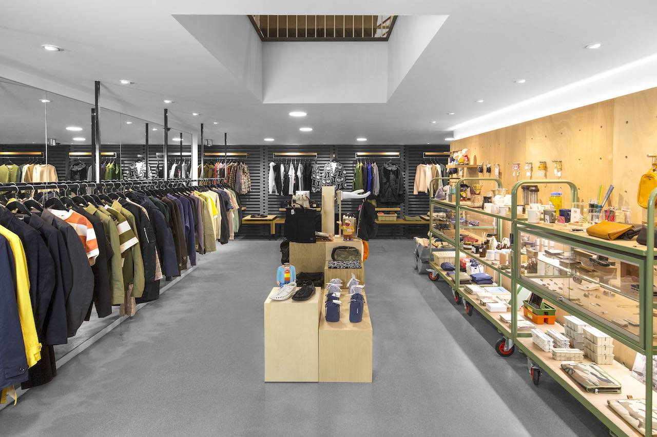 Couverture & The Garbstore Notting Hill London