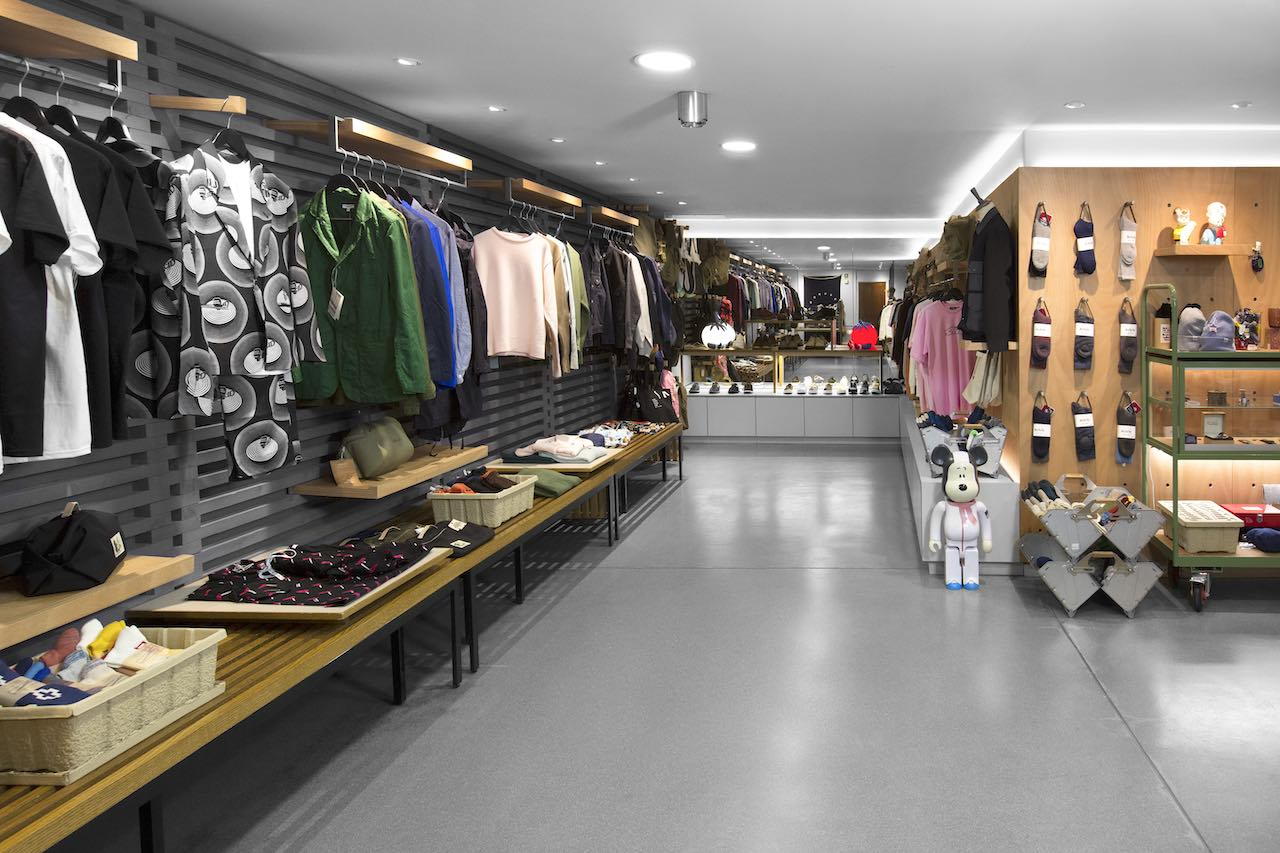 Couverture & The Garbstore, Notting Hill London