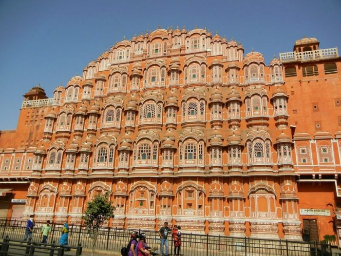 Day Trip to Jaipur from Delhi by Train