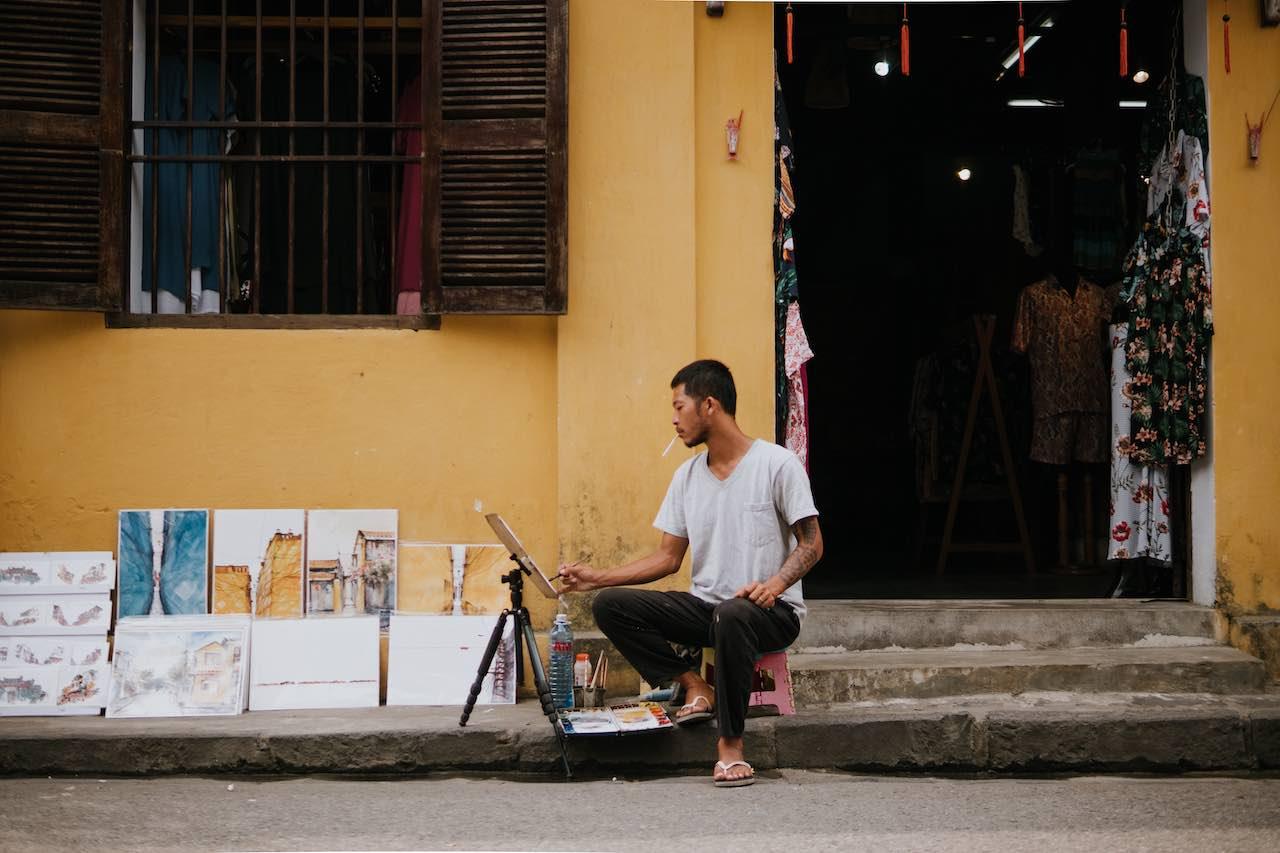Hoi An Vietnamn