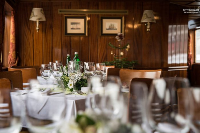 Exclusive 3-Hour River Cruise with Dinner