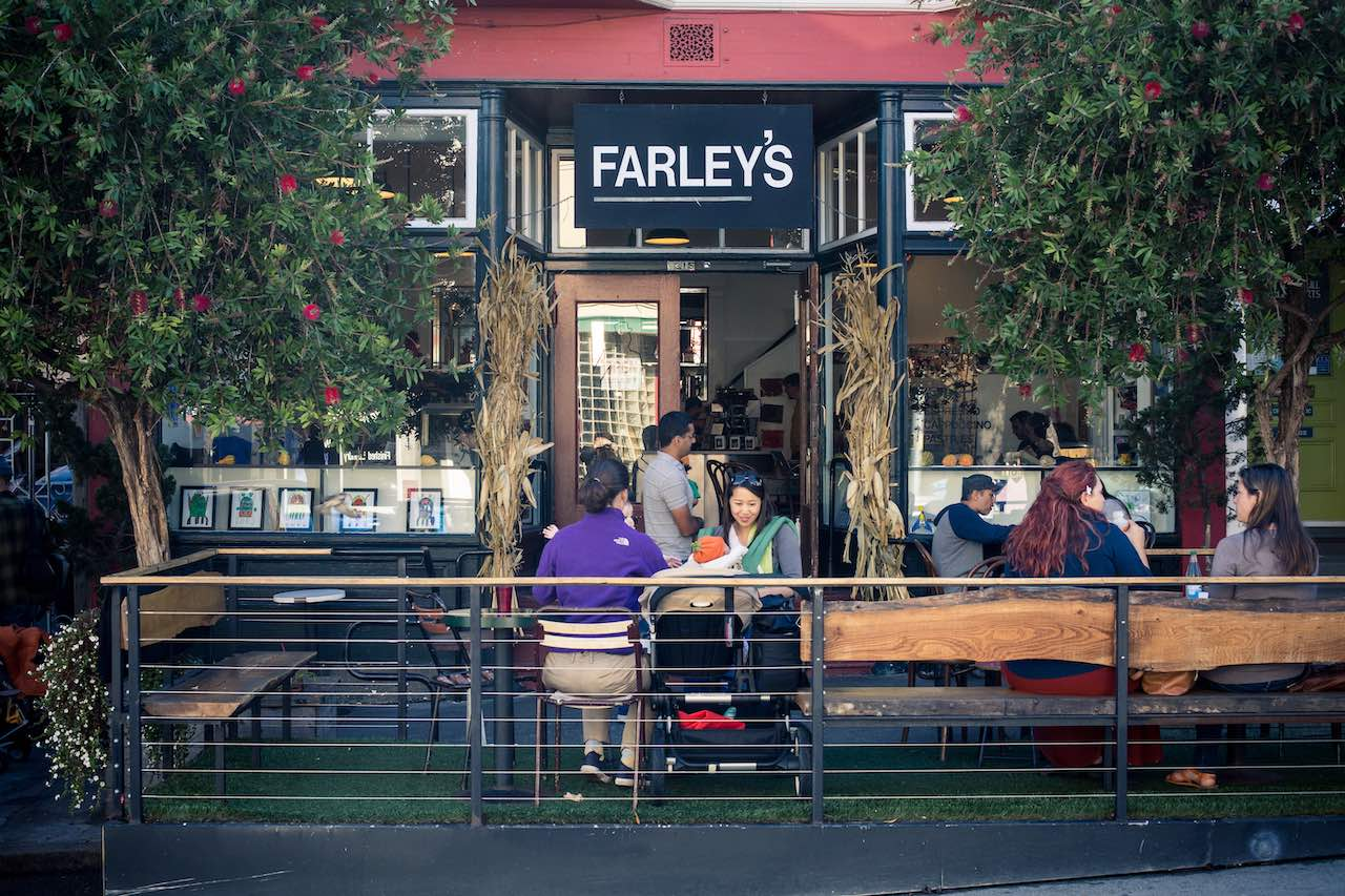 Farley's San Francisco