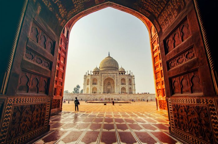From Delhi- Private Taj Mahal Agra Tour by Express Train