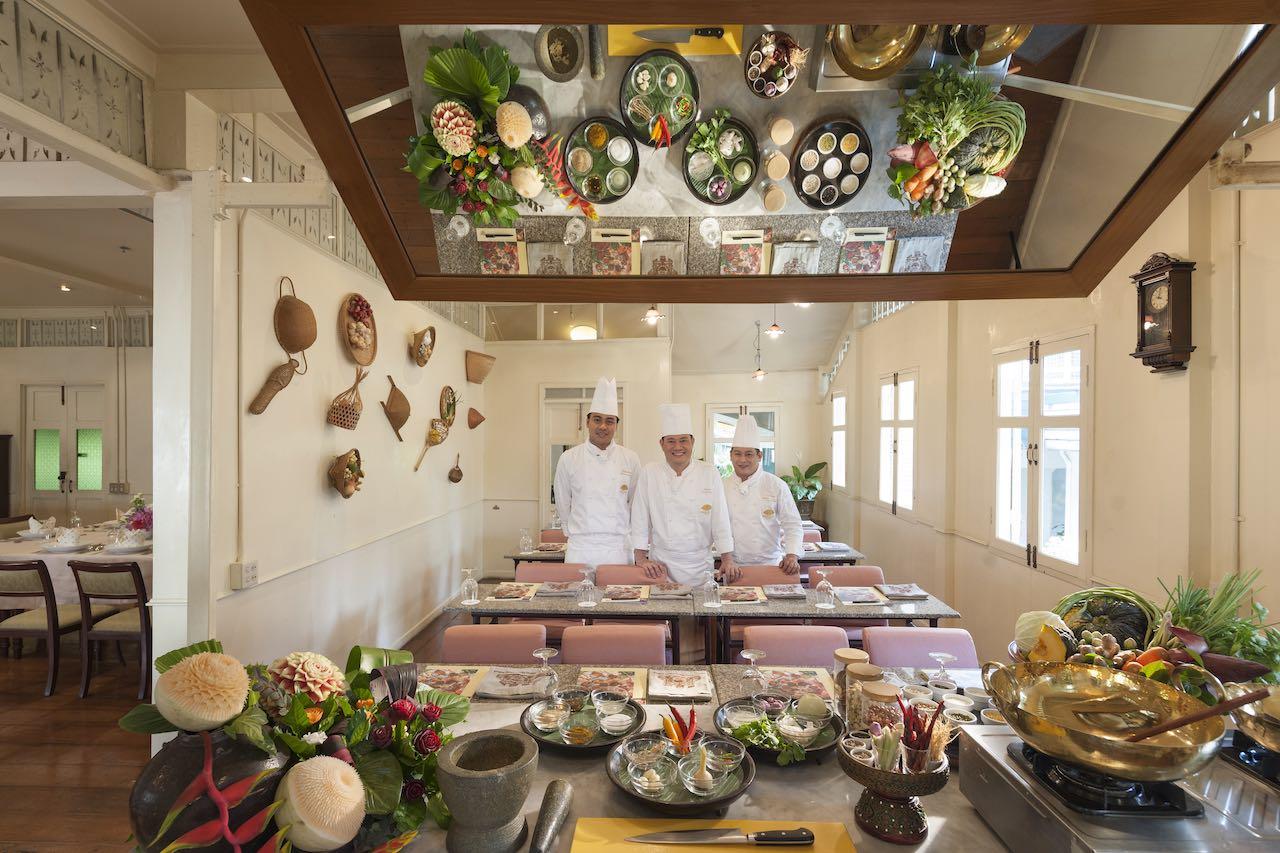 The Oriental Thai Cooking School