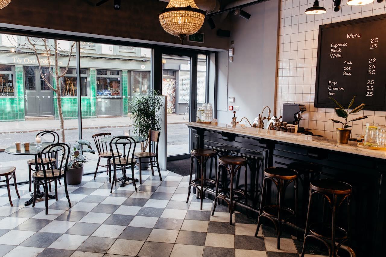 Modern Society Cafe Bar London