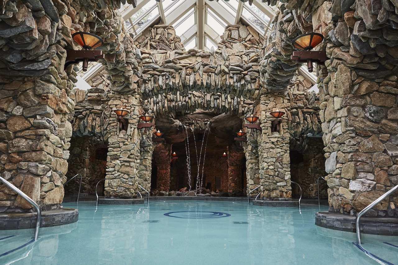 The Omni Grove Park Inn Asheville