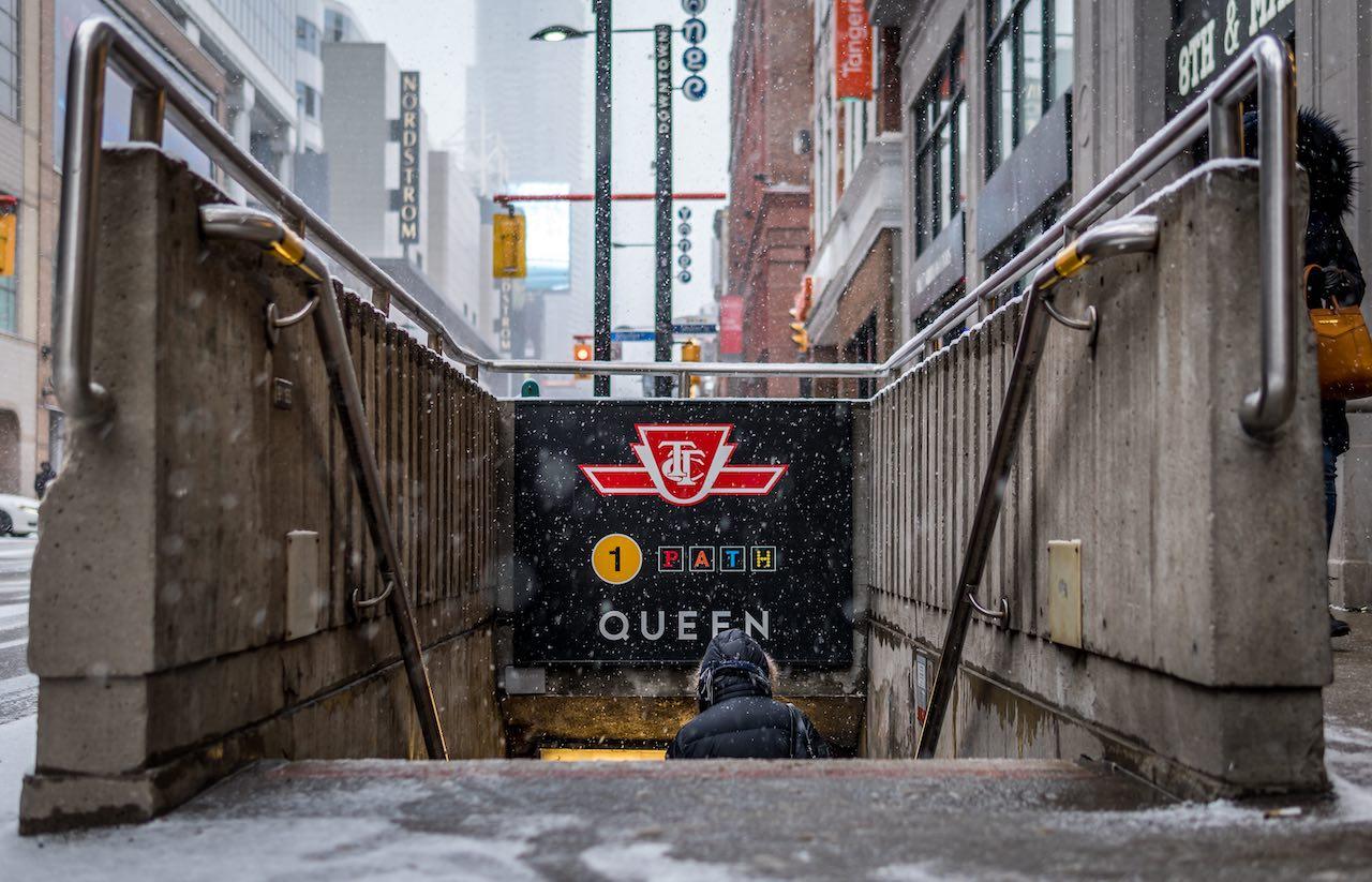 Queen Street Metro Toronto
