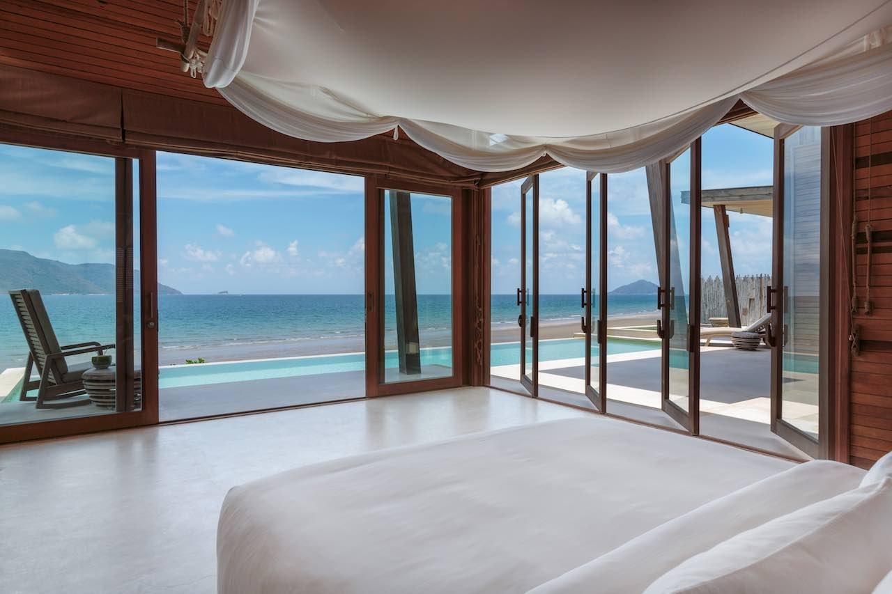 Six Senses Con Dao Vietnam Oceanfront Villa