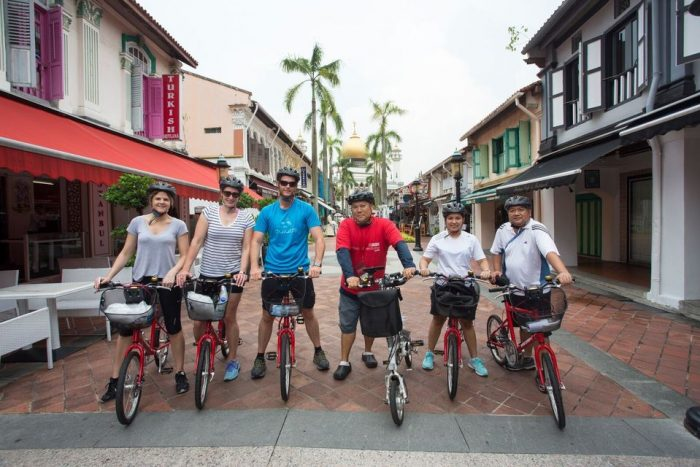 Small Group Bike Tour with a Local Guide