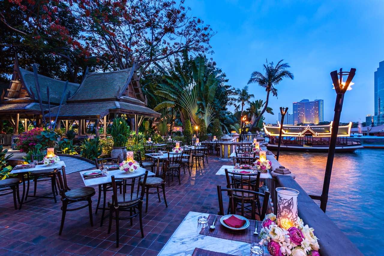 Thiptara, The Peninsula Bangkok