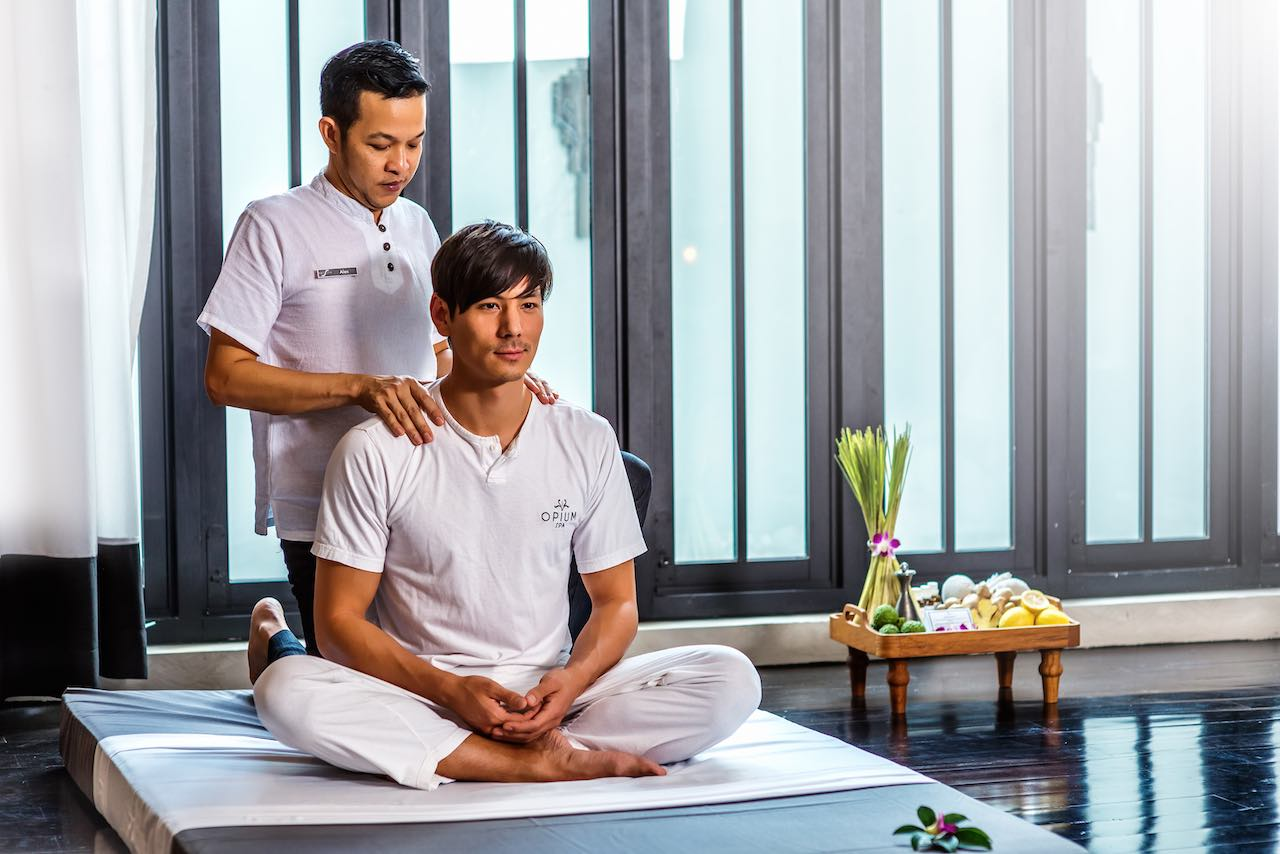 The Siam, Opium Spa & Wellbeing