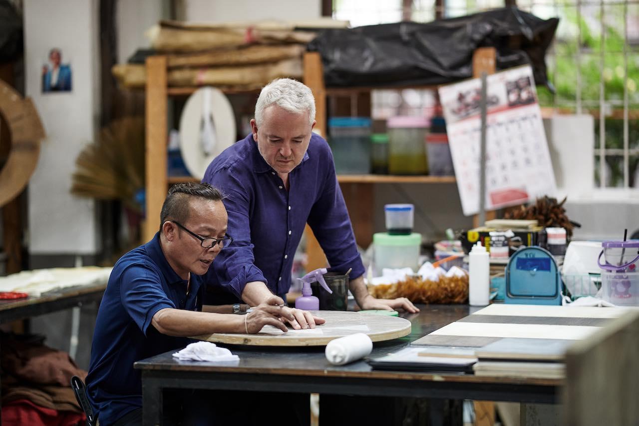 Alexander Lamont, Alex workshop Bangkok