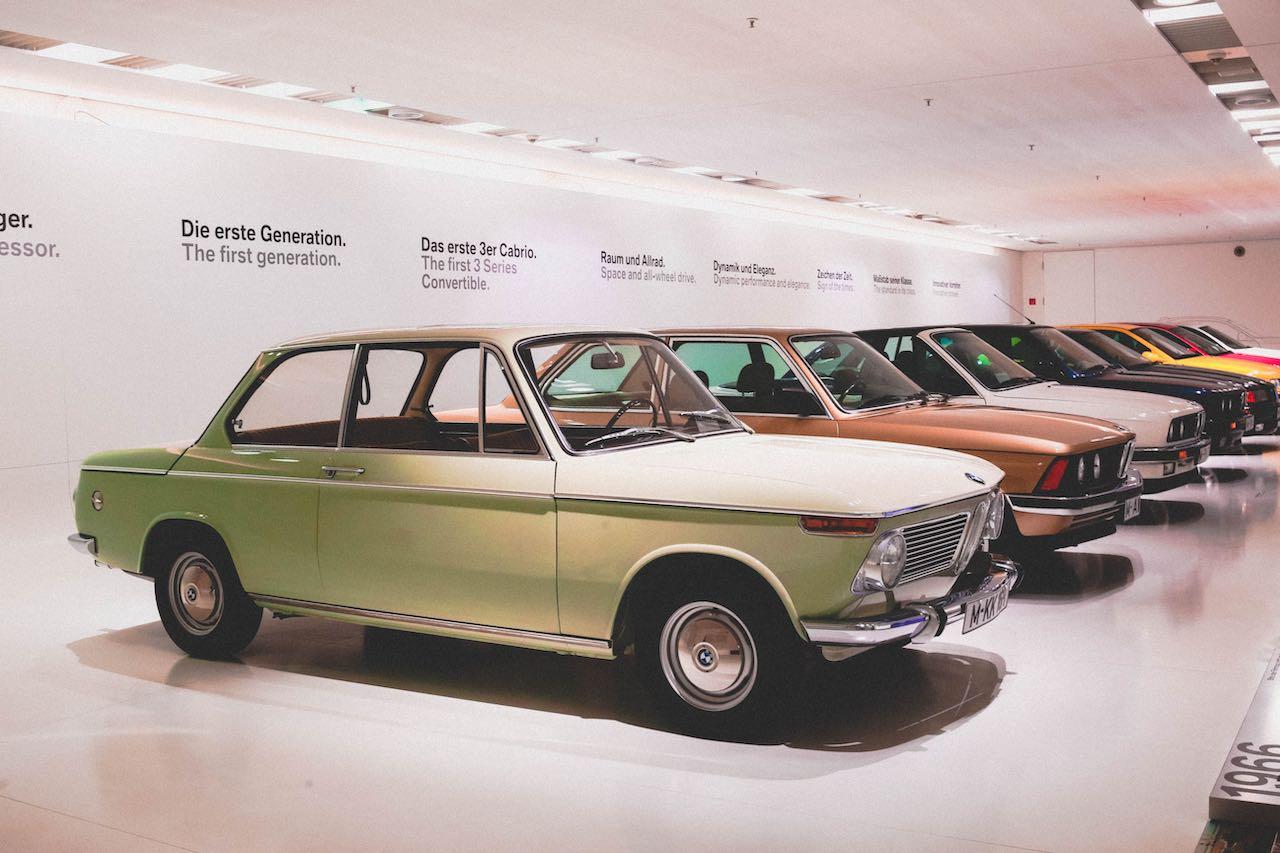 BMW Museum Munich Germany