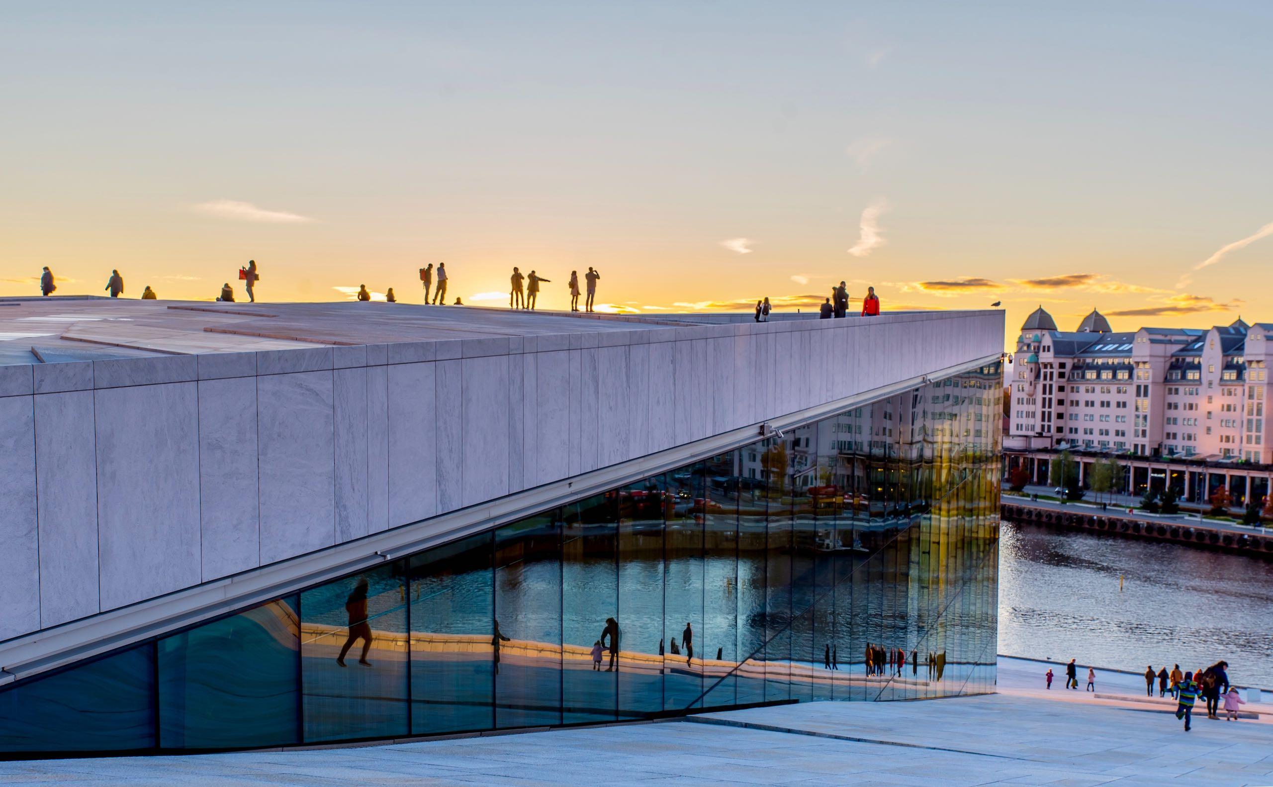 Opera House   Photo: Arvid Malde
