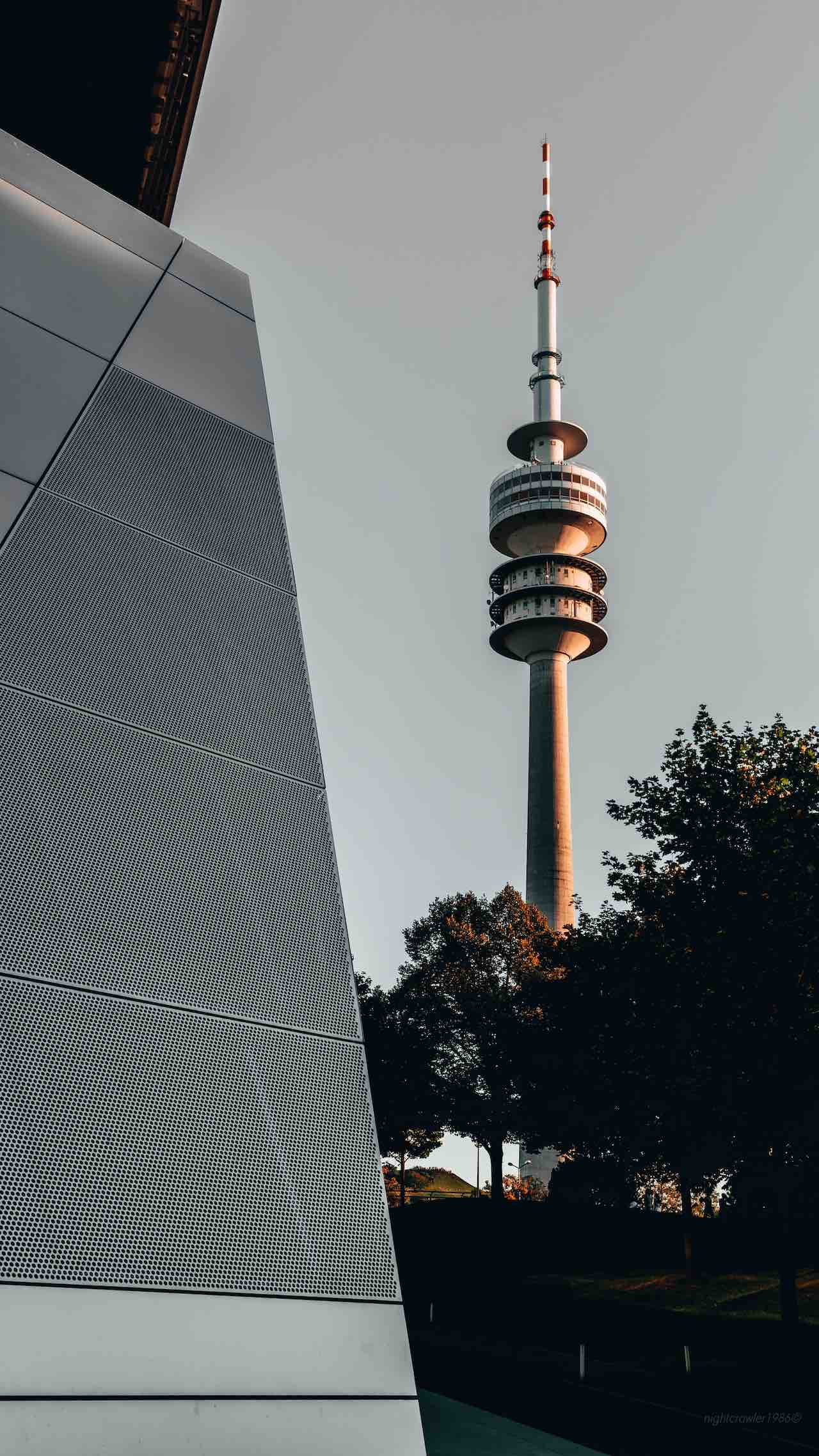 Olympiaturm Munich Germany