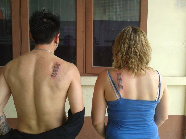 From Bangkok: Holy Tattoo Experience at Wat Bang Phra