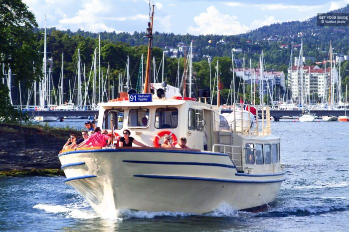 7-Hour Grand Tour and Fjord Cruise