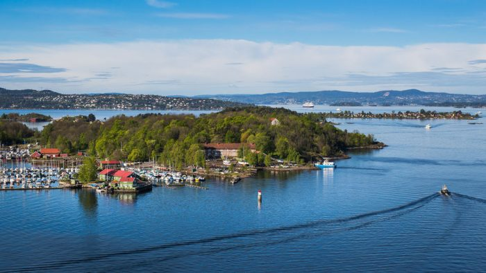 Oslo Nature Walks: Island Hopping Tour