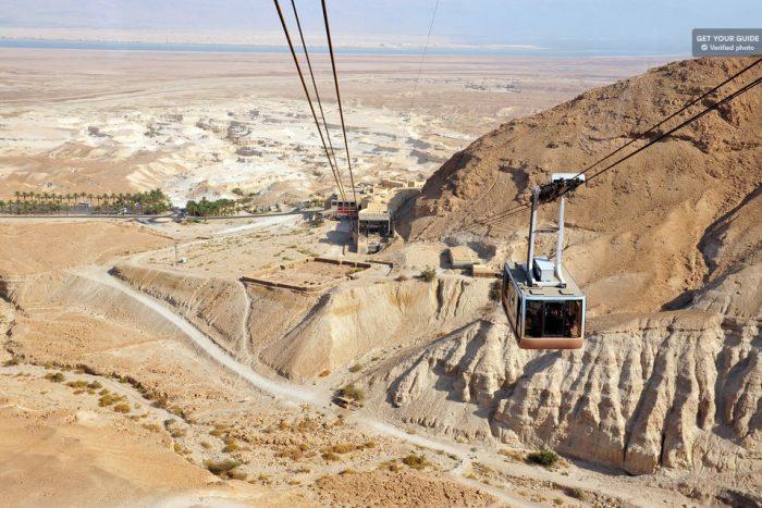 Masada & The Dead Sea Full Day Tour from Tel Aviv