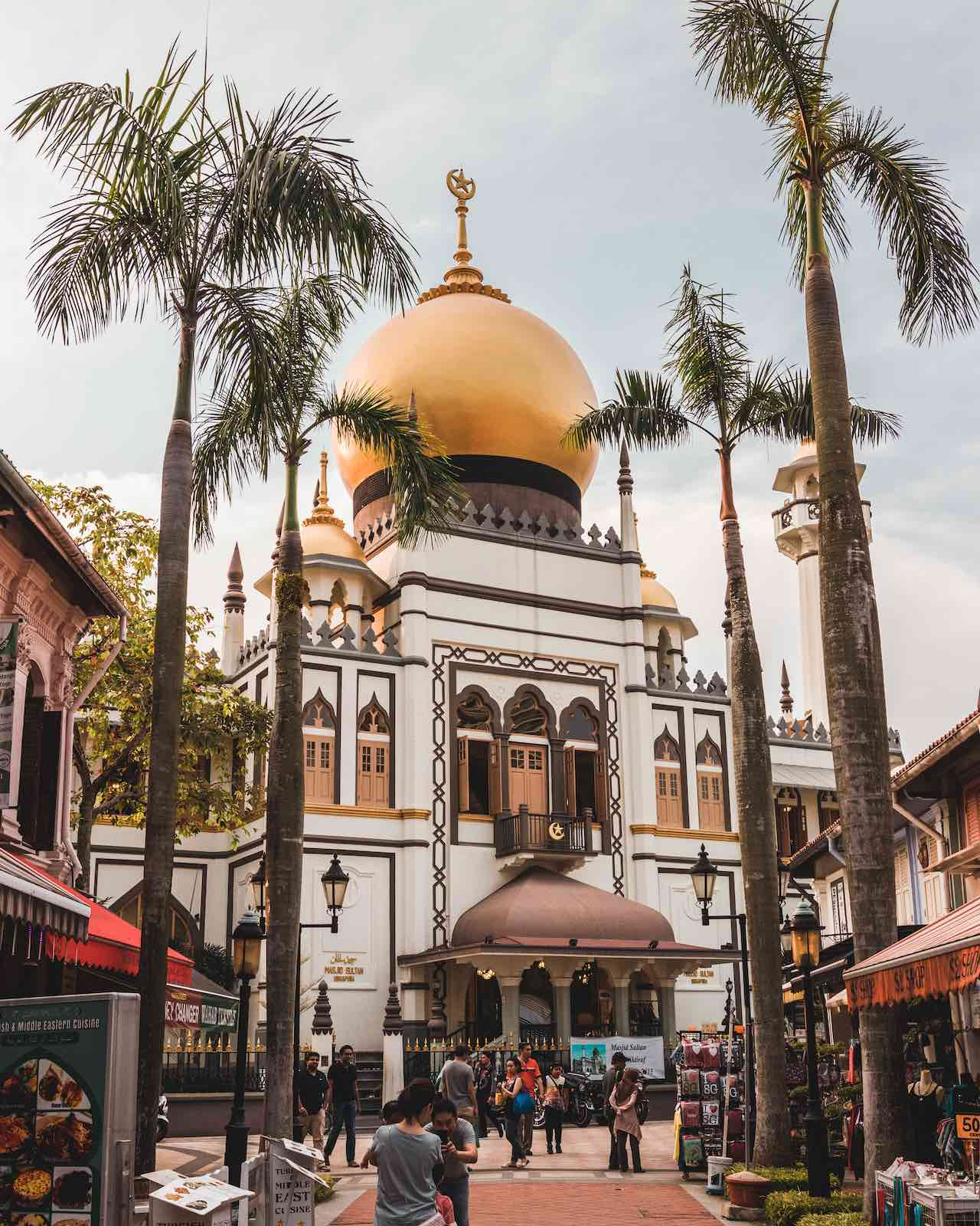 Mosque Singapore