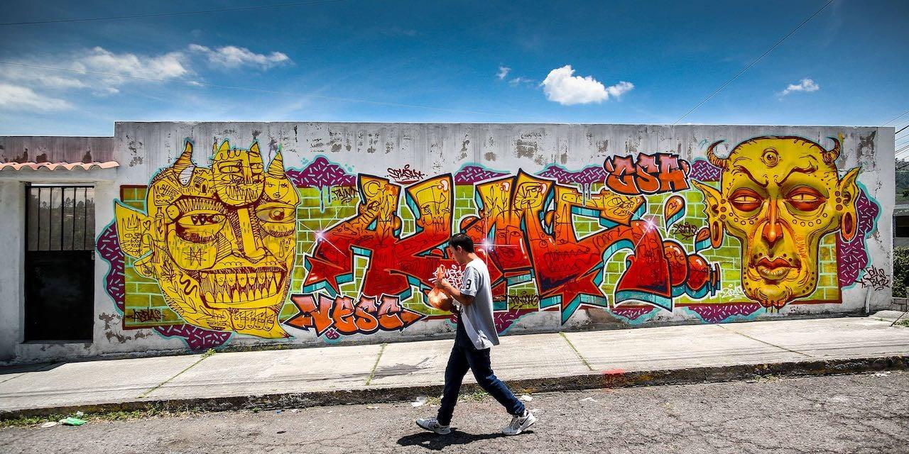 Quito Street Tours | Photo: Jake Sugden