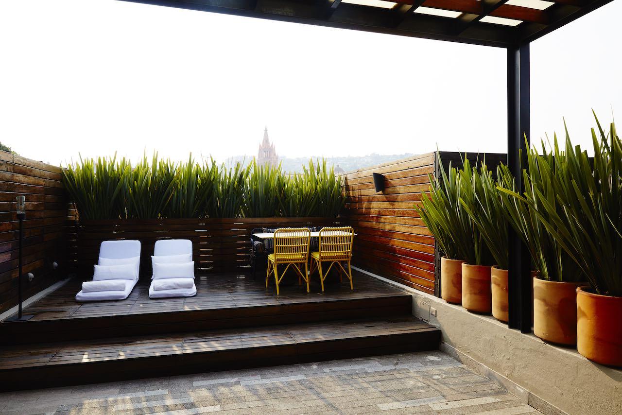 Dos Casas Rooftop