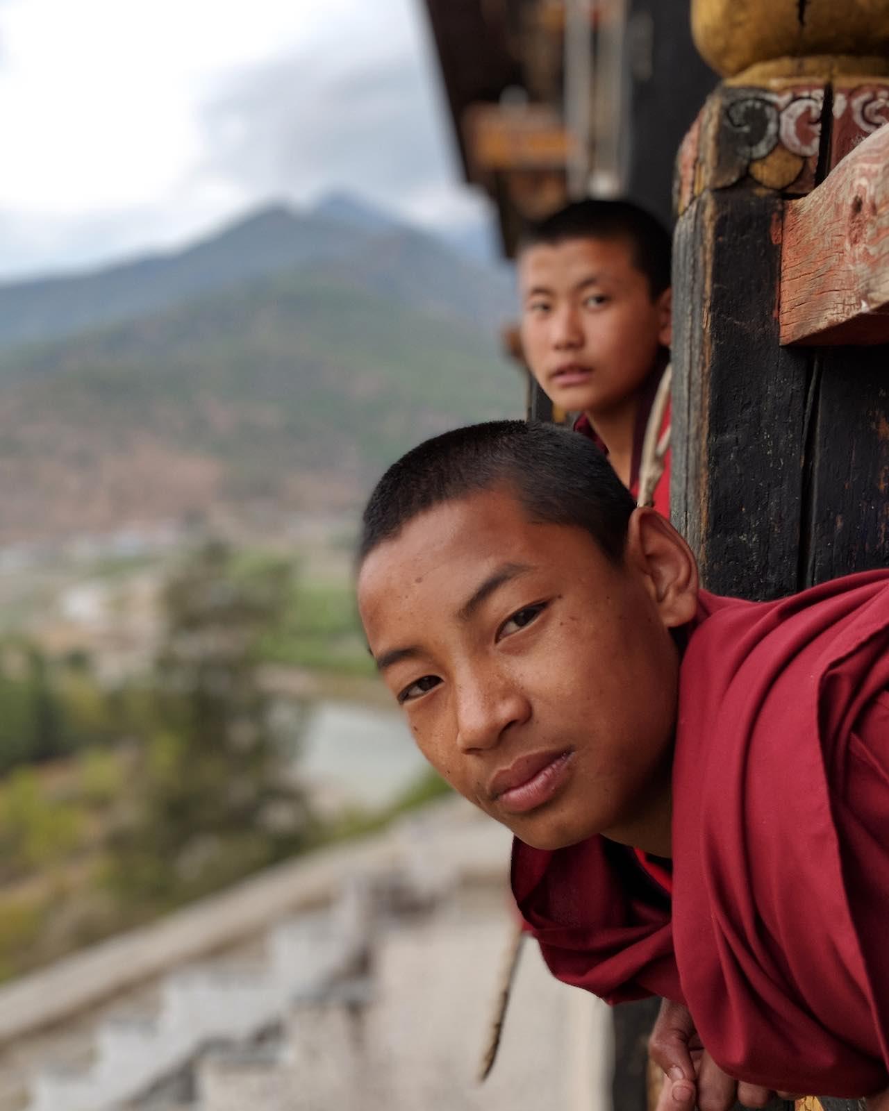 Bhutan Train