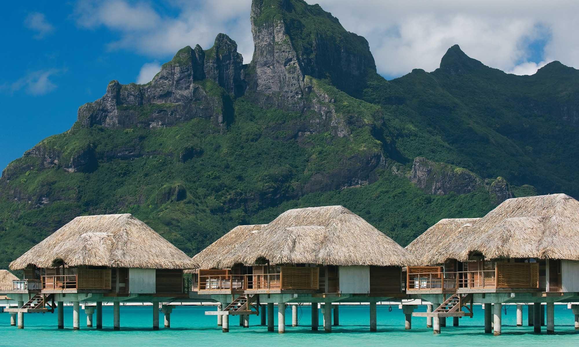 Four Seasons Resort Bora Bora Overwater Bungalows