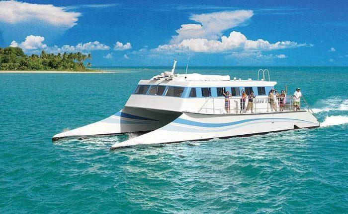 From Fajardo- Full-Day Culebra Islands Catamaran Tour