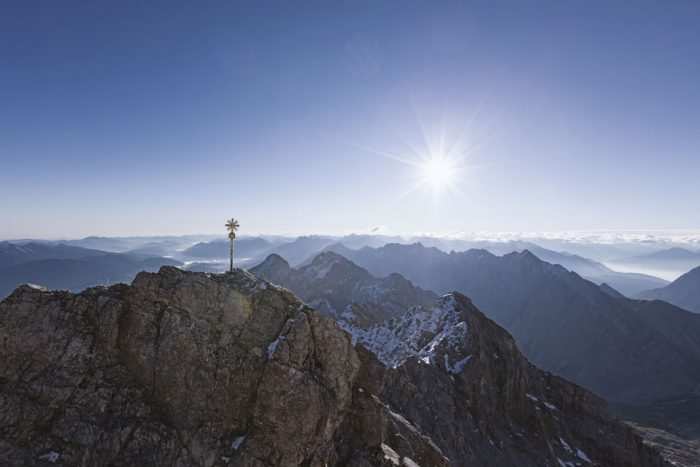 Full Day Tour to Germany's Highest Peak: Zugspitze