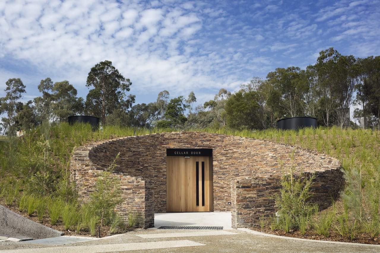 Cellar Door | Photo: John Gollings