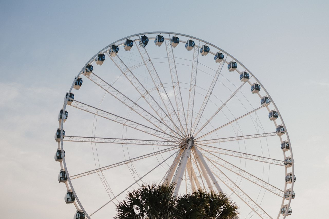 big wheel Myrtle Beach