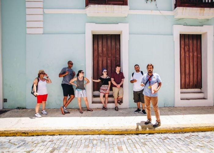 Old San Juan Walking & Tasting Tour