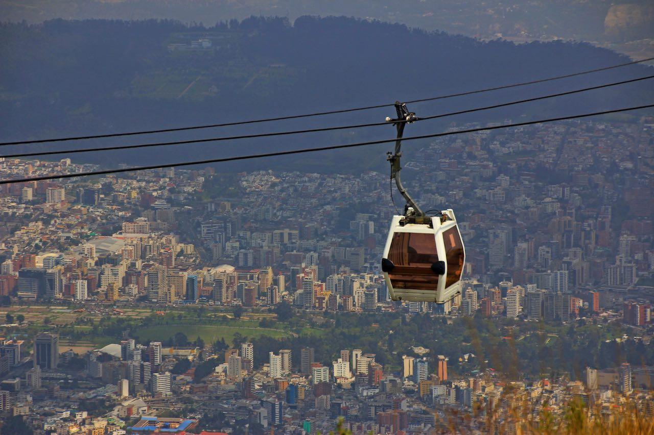 Teleférico | Photo: Diego Cue