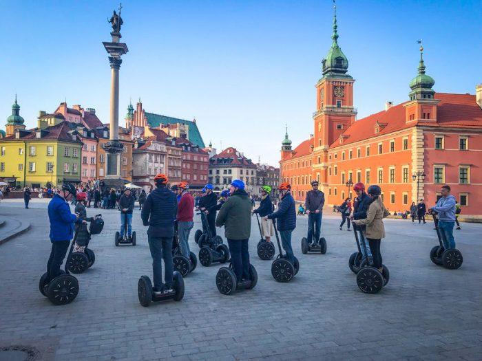 Segway Praga Tour 3 Hours of Magic