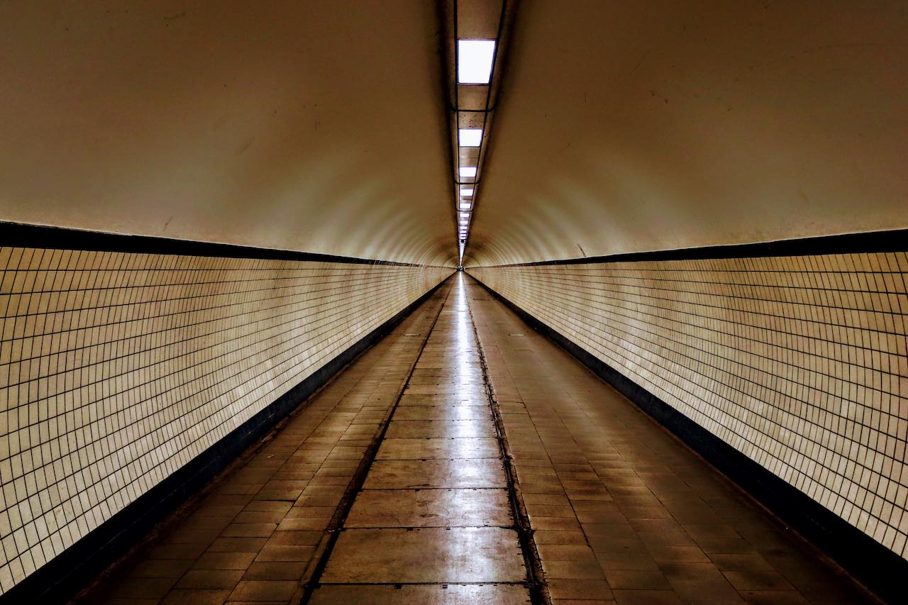 Sint-Annatunnel | Photo: Matteo Paganelli