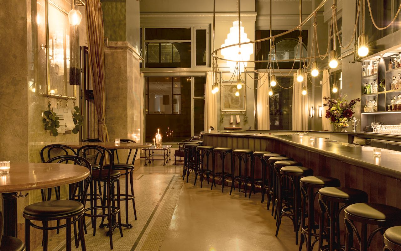 Treasury Bar San Francisco