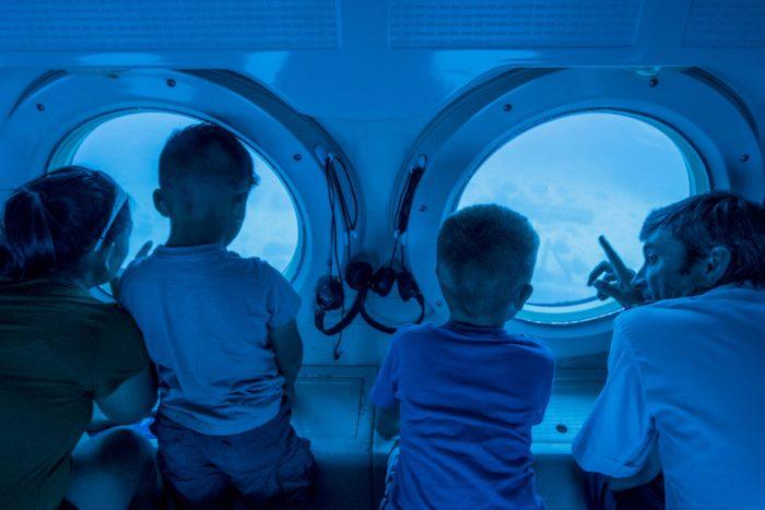 Waikiki Beach Atlantis Submarine Tour