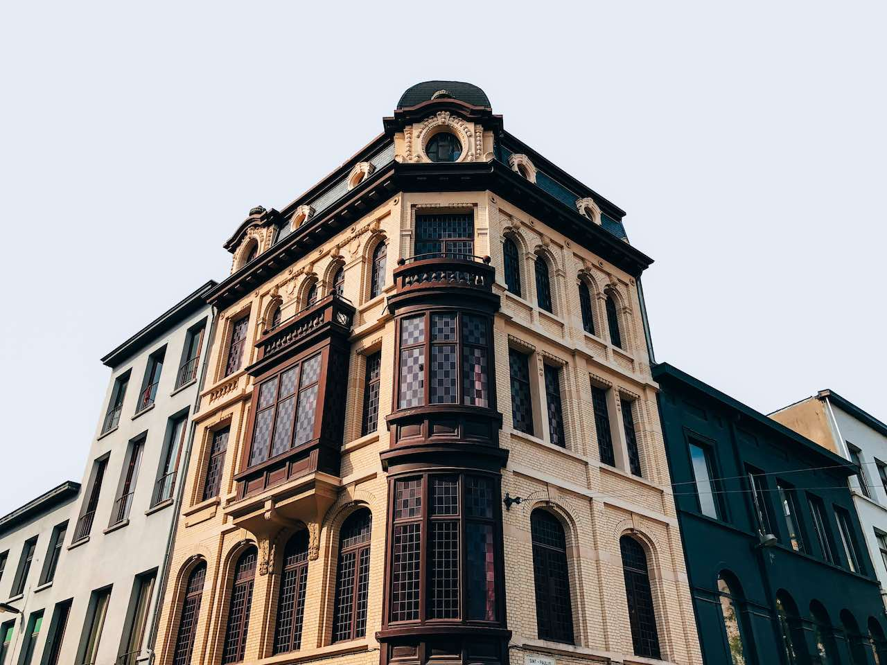 Antwerp architecture
