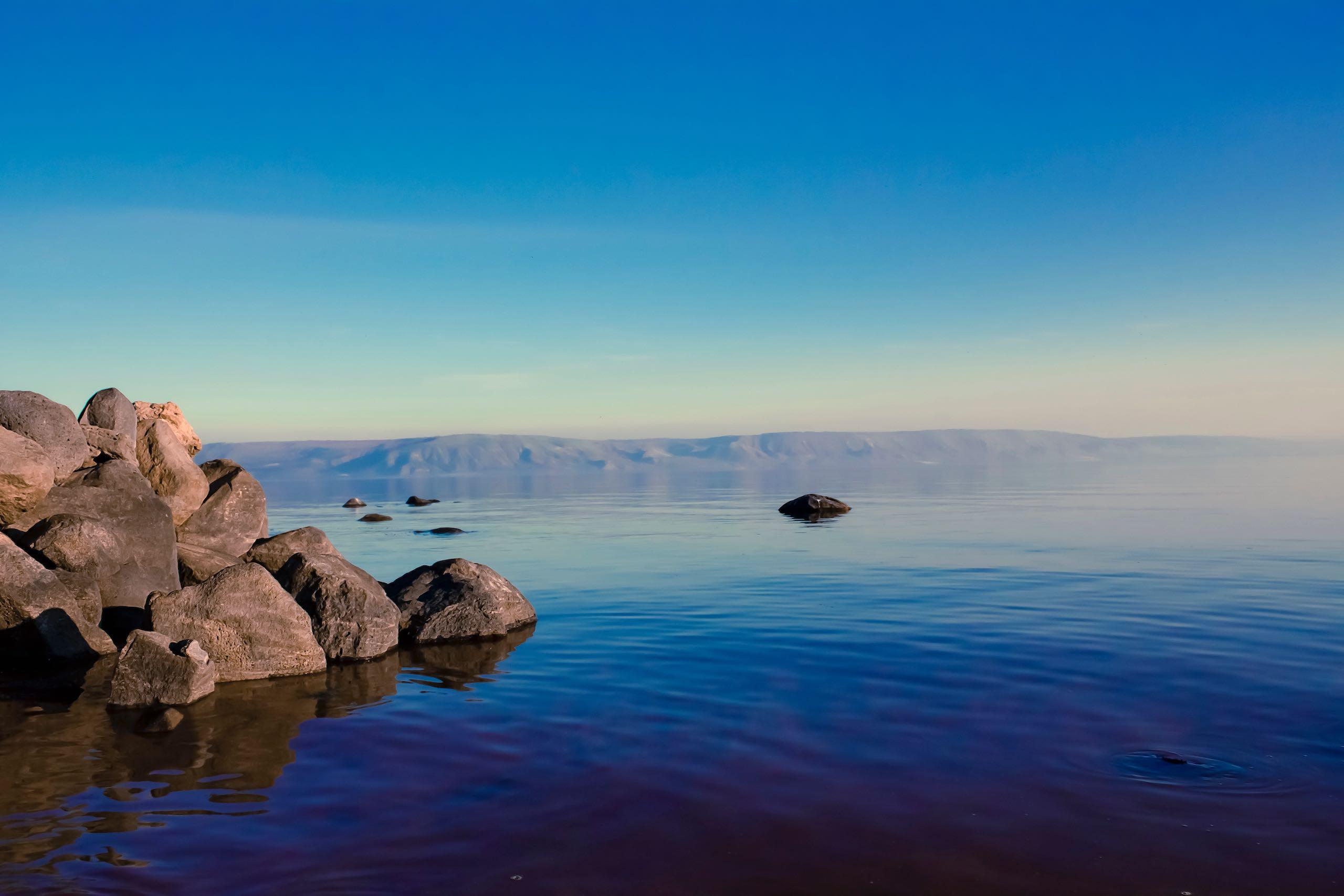Dead Sea | Photo: Chris Gallimore