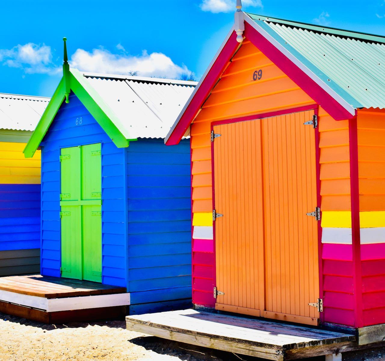Brighton Beach | Photo: Con Karampelas