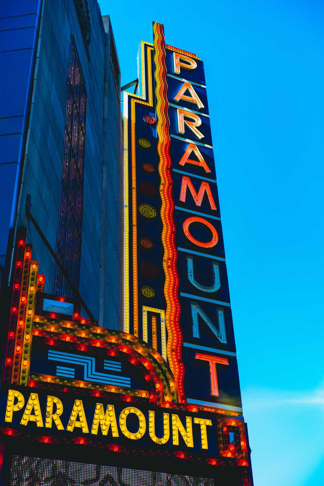 Paramount Center   Photo: Dan Gold