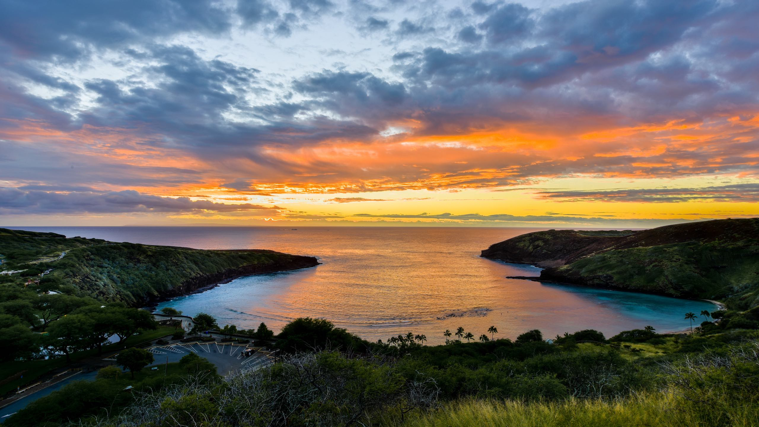 Hanauma Bay | Photo: Zetong Li